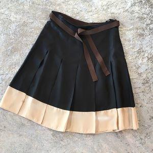 GAP silk skirt